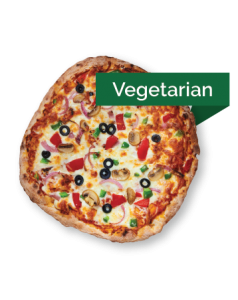 PizzaForno Vegetarian Pizza